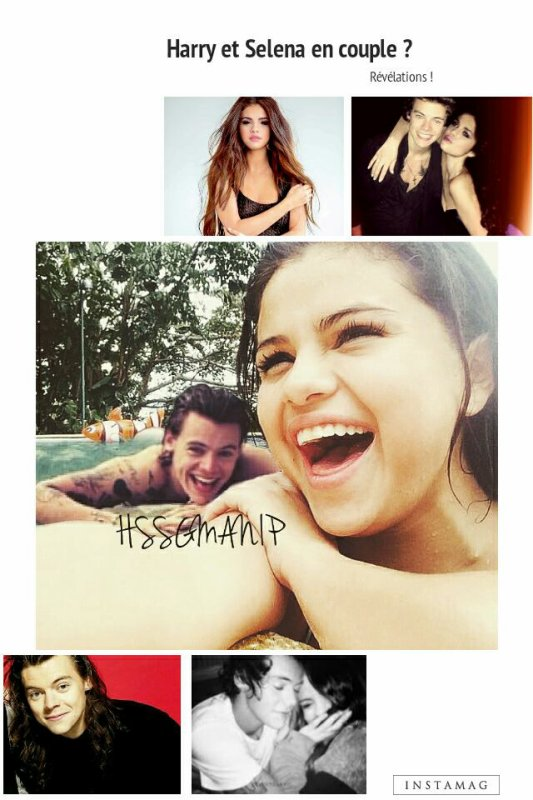 #Magazine RPG : Harry et Selena en couple ?