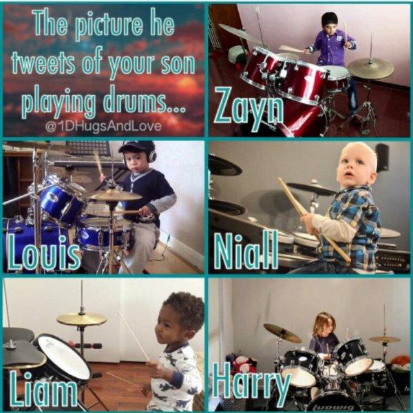 Louis parce que sa tête me fait rire. Voilà XD