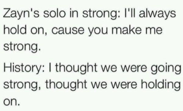 T'façon, dans chaque chansons, il y a toujours un message ❤
