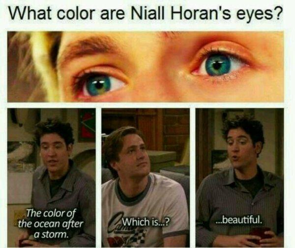 Qu'elle couleur ? Hum... Beautiful !