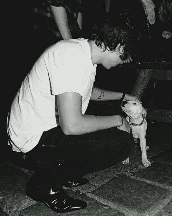Cette photo est vraiment trop adorable !