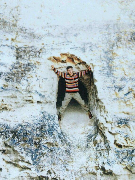 Harry ça suffit ! Arrête de jouer à l'homme des cavernes !