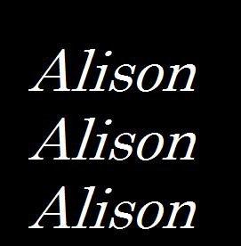 Blog de AlisOnn-x3