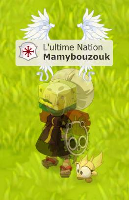 nouveau personnage !