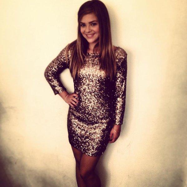 Un vestido increíble (L)