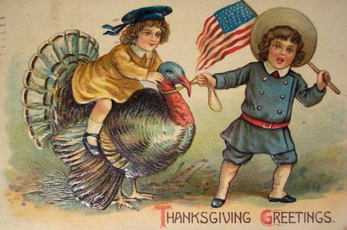 Thanksgiving (28 novembre, USA)
