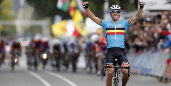Championnat du monde de cyclisme à Valkenburg  [Pays-Bas]