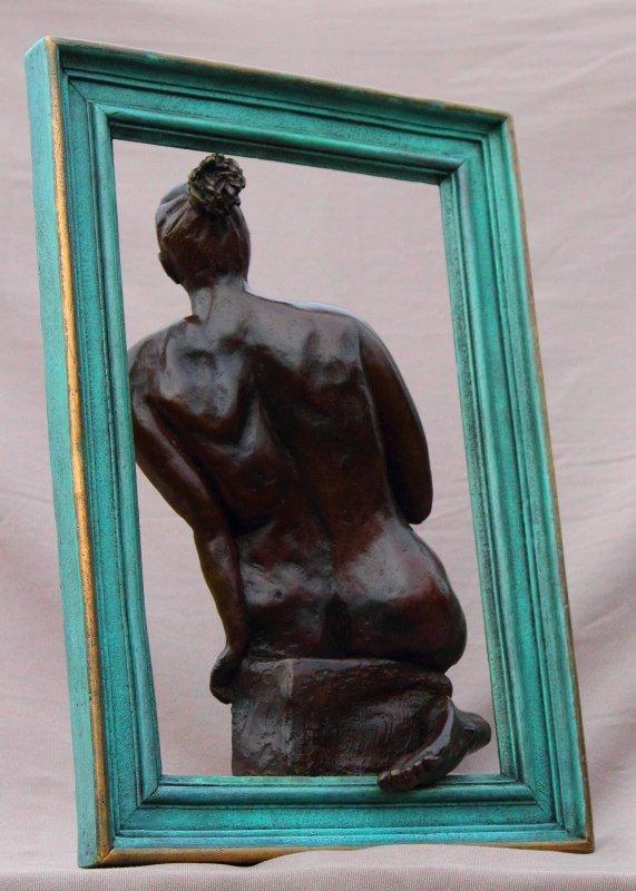 """""""Le passage""""  Bronze"""