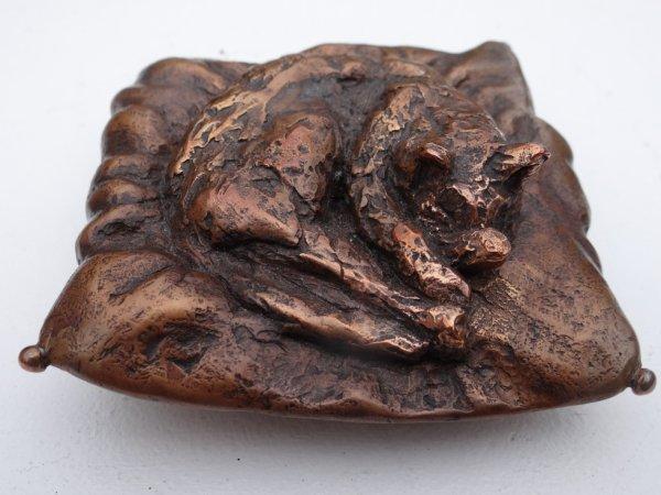 Bronze  à la cire perdue , sans titre