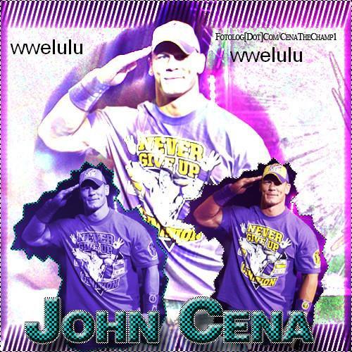 john cena ( wwe 2010 ) (I ♥ 2011 !)