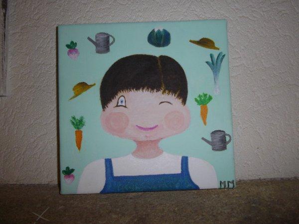 2 nouveaux tableaux pour enfants