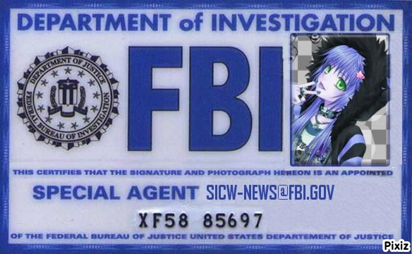 présentation des personnes du FBI !!!!!!!