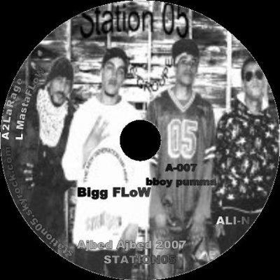 Station 05 / AJBED AJBED  A de La Rage feat  Ali-n feat A - 007 feat BIG Flow (2008)