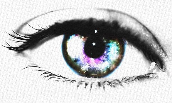 Magic Eyes T1 Chapitre 8 : Argenté