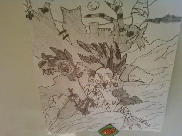 Mes dessin :)
