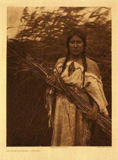 Se souvenir, Edward S. Curtis et les Amérindiens.