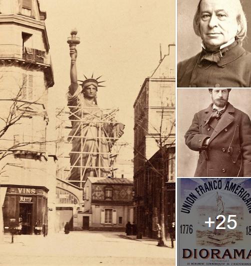 statue de la Liberté ville de Colmar haut-rhin 68 Alsace