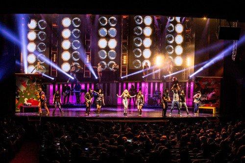 """Le fameux concert  """"Violetta Live"""""""