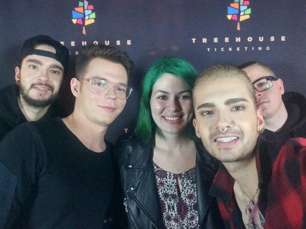 Dream Machine Tour à Bruxelles le 13.03.2017