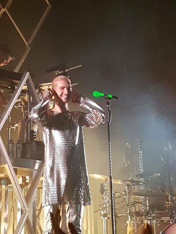 Concert Dream Machine à Nijmegen le 18.03.2017 Pays-Bas