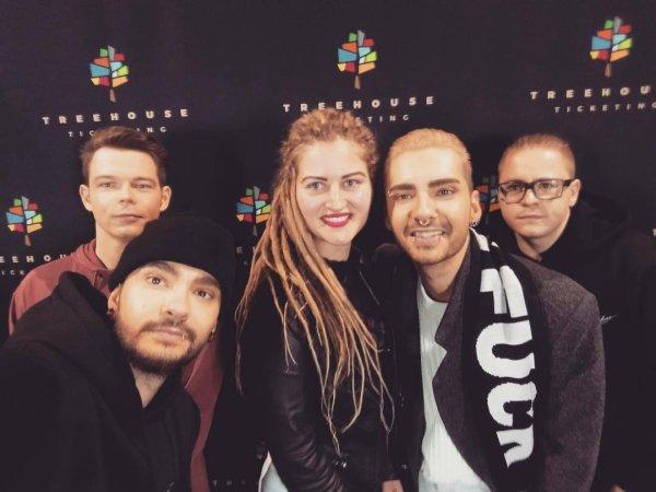 Dream Machine à Nijmegen avec des fans le 18.03.2017 Pays-Bas