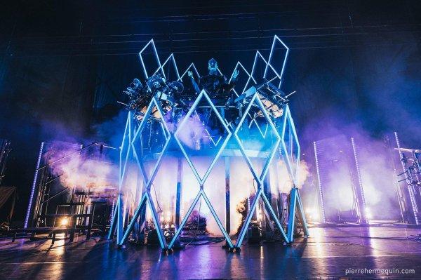 Dream Machine à l'Olympia le 21.03.2017 PARIS