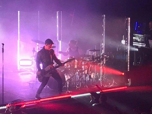 Dream Machine World Tour - Cologne le 24.03.2017.