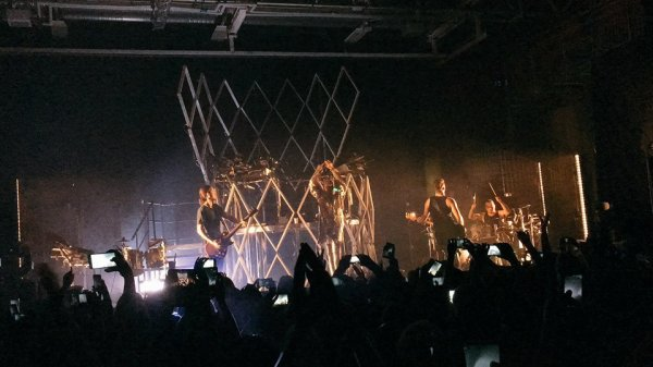 Dream Machine au Fryshuset à Stockholm le 06.04.2017 (Suède)