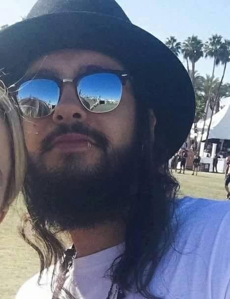 Tom au Coachella 2016