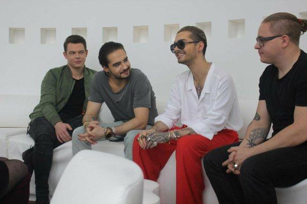 photos de l'interview Ekaterimburg le 21.04.2017 (Russie)