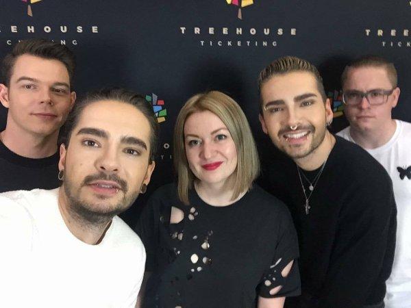 Dream Machine Tour à Moscou le 26.04.2017 avec des fans