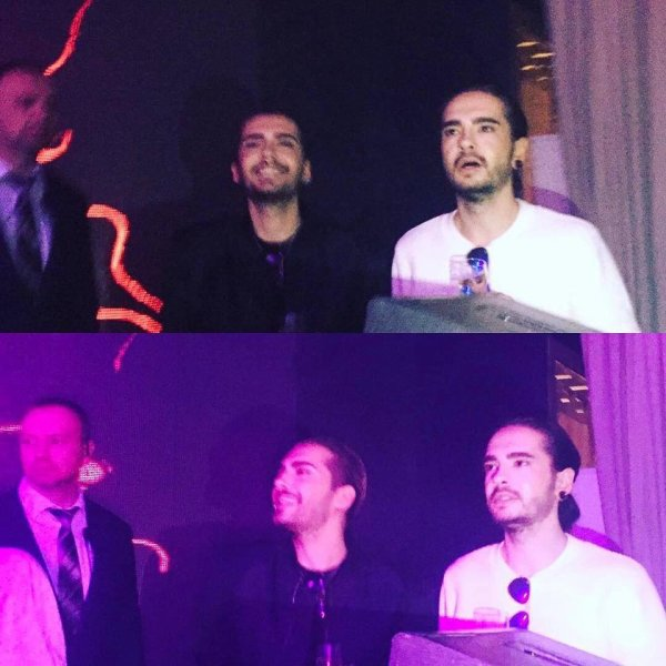 """Dream Machine Tour """"After Party"""" à Moscou le 26.04.2017"""