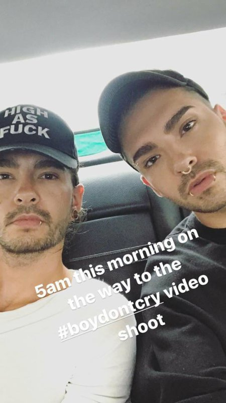 Instagram Bill Story le 29.06.2017