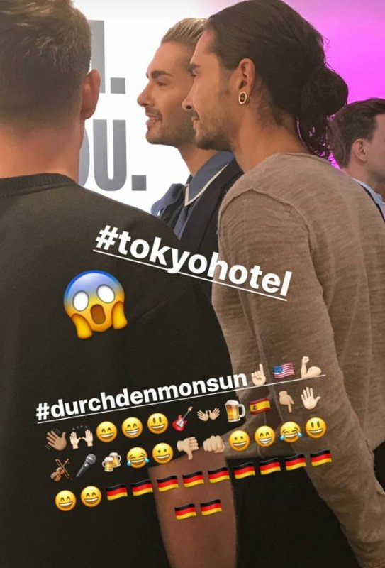 Instagram Bill Story le 13.07.2017