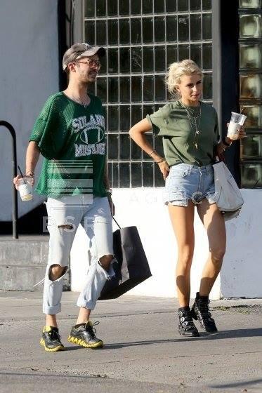 Bill Kaulitz & Caroline Daur (blogueuse allemande)