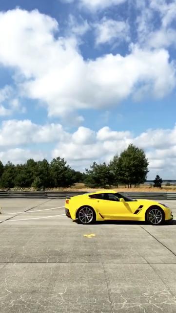 Instagram Bill LIVE le 10.09.2017 - Jour de course avec Cadillac 🎥