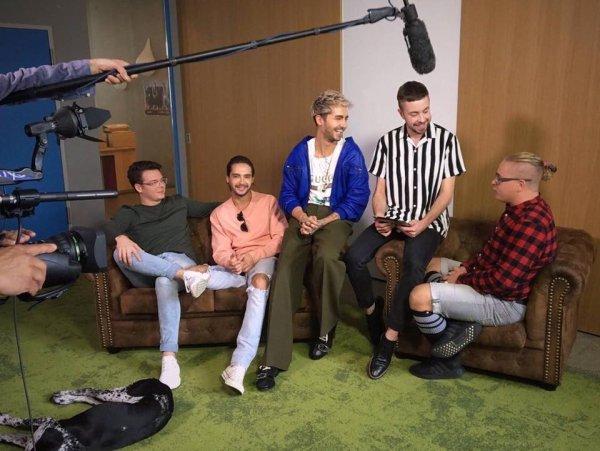 Interview pour DW Musik, Studio71 @Berlin le 11.09.2017
