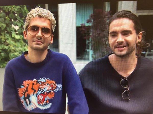 Bill & Tom Kaulitz ce soir sur Radio Bremem dans #3nach9 à 22h00 !!!