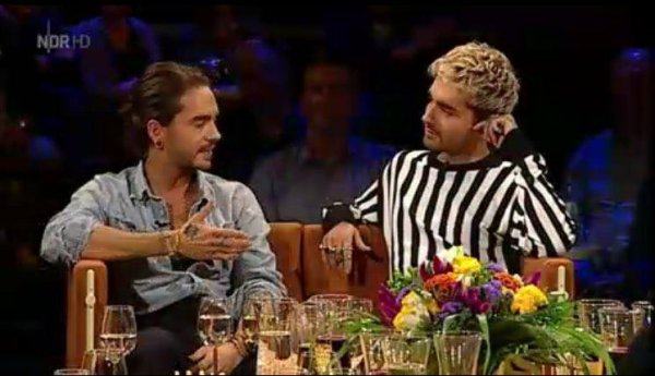 Bill & Tom en direct sur NDR dans 3nach9
