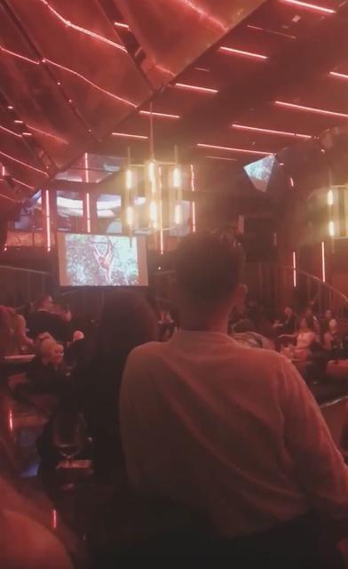Bill Kaulitz & Sara Alviti à l'événement de l'ascension contre l'extinction - Los Angeles le 30.09.2017