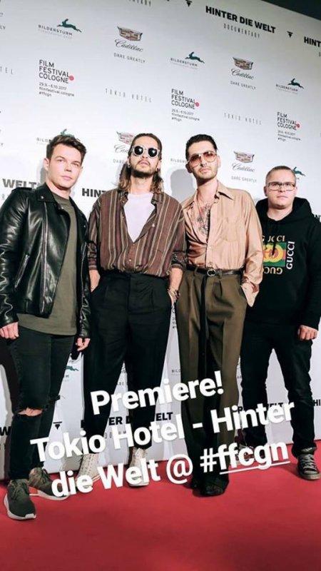 """Hinter die Welt"" Cologne le 05.10.2017"