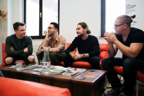 Interview pour Styleranking.de avec Lara Shamin à Cologne le 05.10.2017