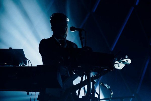"Concert à la ""Casa della Musica"" à Naples le 10.11.2017 (Italie)"