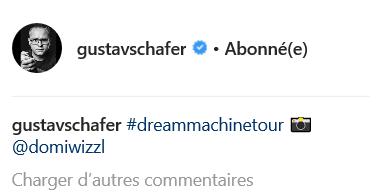 Instagram GUSTAVSCHAFER