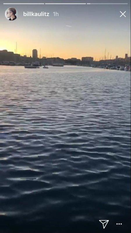 Instagram Bill Story le 14.11.2017- Marseille ⛵  - Port de Marseille ⛵ - La Nouvelle Collection ❤️
