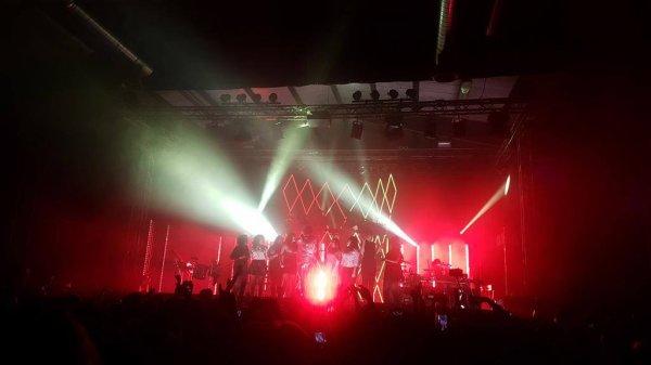 Concert à Bologne le 13.11.2017 (Italie)