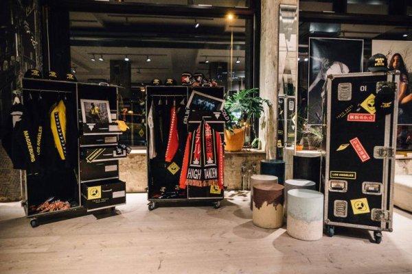 Soirée Privée de Lancement de la Collection Magdeburg-Los Angeles (Soho House Berlin, The Store - Berlin, 29.11.2017)