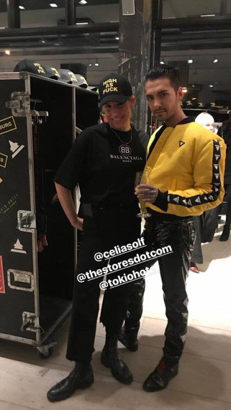Instagram Story Bill Kaulitz
