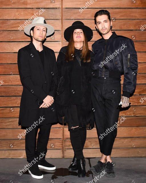 Bill Kaulitz, Shiro Gutzie & Shay Todd au Converse X Dr.Woo Launch Event à Los Angeles le 17.01.2018]