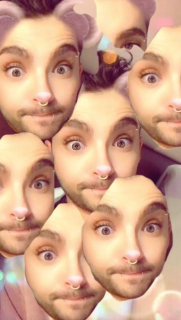 Bill Instagram Story le 18.01.2018 - Hi❤️ Oh Hi❤️